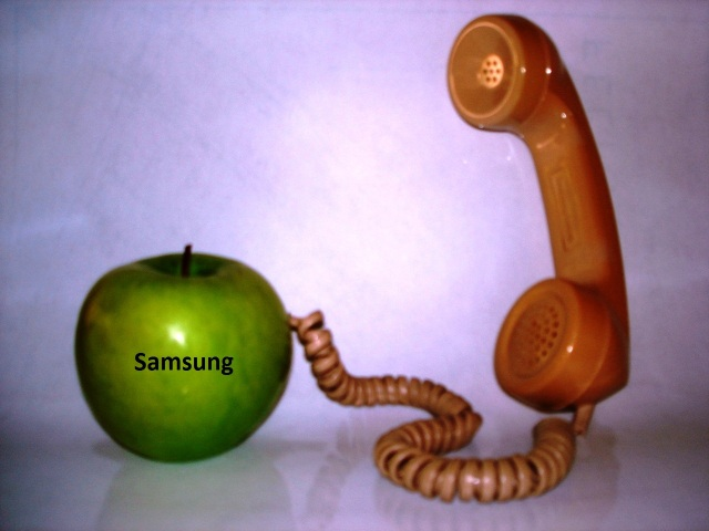 Depiction of questionable device. Samsung officials vehemently deny wrongdoing.