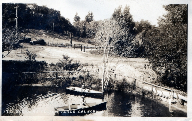 1926 Photo of Felton Acres, Courtesy of Derek Whaley.